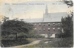 Molhem NA2: Pensionnat Des Ursulines. Vue Prise Du Côté Du Jardin 1909 - Asse