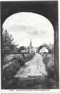 Pecq NA16: Avenue De L'ancien Château Seigneurial - Pecq