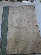 CROATIA, RECNIK HRVATSKO-TALIJANSKI, DRAGUTIN A. PARCIC,  ZADAR 1901 - Livres, BD, Revues