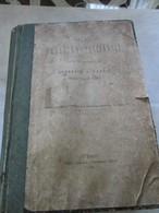 CROATIA, RECNIK HRVATSKO-TALIJANSKI, DRAGUTIN A. PARCIC,  ZADAR 1901 - Woordenboeken