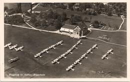 Aviation - Flugplatz St. Gallen/Altenrhein - 1935 - Aérodromes