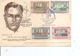 Equateur ( FDC De 1952 à Voir) - Equateur