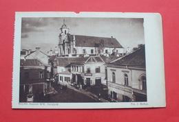 Vilnius (Wilno) - Ca. 1930 - Lithuania --- Lietuva Lituanie Litauen --- 352 - Lithuania