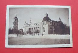 Vilnius (Wilno) - Ca. 1930 - Lithuania --- Lietuva Lituanie Litauen --- 351 - Lithuania