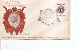 Equateur - Cardinal De La Torre ( FDC De 1954 à Voir) - Equateur
