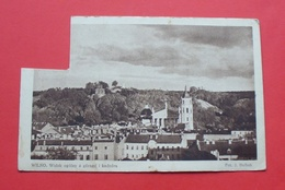 Vilnius (Wilno) - 1930 - Lithuania --- Lietuva Lituanie Litauen --- 357 - Lithuania