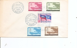 Haiti ( FDC De 1958 à Voir) - Haïti