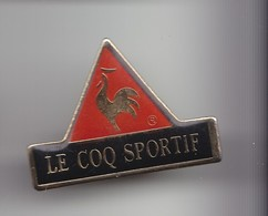 Pin's  Le Coq Sportif Réf 3448 - Badges
