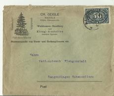 DR CV 192? - Storia Postale