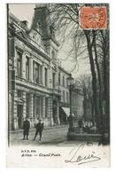 Arlon - Grand'Poste - 1913 - Edit. D.V.D. 9765 - 2 Scans - Arlon