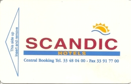 Scandic Hotels Keycard - Cartas De Hotels