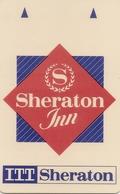 Sheraton Inn Hotel Keycard - Hotel Keycards