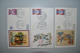 France 1968 FDC Armistice 1918 - FDC