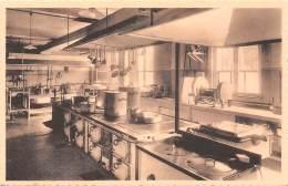 "BUYSINGEN - Sanatorium ""Rose De La Reine"" - La Cuisine - Halle"