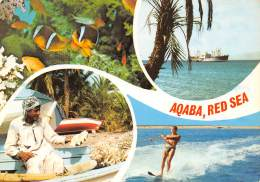 CPM - AQABA - Red Sea - Jordanie