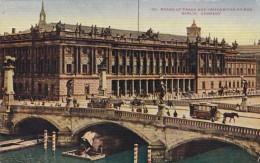 Germany Berlin Board Of Trade and Friederichs Bridge