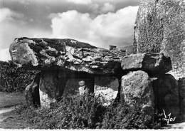 56 - CARNAC : Monuments Mégalithiques : Le DOLMEN De CRUCUNO - Jolie CPSM Dentelée Grand Format - Morbihan - Carnac