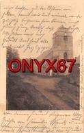 LONGUEVAL (Somme) L'église Du Village Feldpost Bayer. Inf. Div. 2 SCANS - France