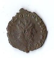 Monnaie Romaine Antoninien Providentia - 7. The Christian Empire (307 AD To 363 AD)