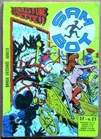SAM BOT N° 27 : Tu Parles D'une Vedette !! -- Dessin De STELIO FENZO (Elvifrance, 1975) - Small Size