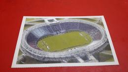 L'Argentine Postale Le Stade Une Ville De La-Plata Circulé - Football
