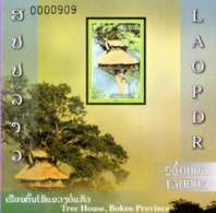 New Issue 2018 The Tree House , Bokeo Province - Laos