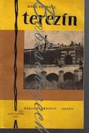 8-432 Mala Pevnost Terezin Tana  Kulisova - 1961 Kleine Festung Theresienstadt Small Fortress, National Cemetery, Ghetto - Alte Bücher