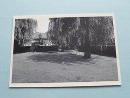 TUINBOUW Arch. J.J. Eggericx 1936 ( Foyer Culturel D'Evere : Photo Paul LOUIS ) ! - Evere