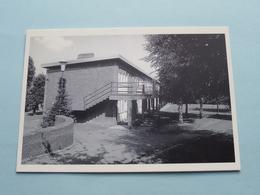 CLOS DES LAURIERS ROSES / OLEANDERGAARD Arch. W. Van Der Meeren 1960 ( Foyer Culturel D'Evere : Photo Paul LOUIS ) ! - Evere