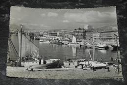 2673   Rijeka, Pogled Na Luku - 1954 - Jugoslavia