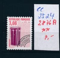 Frankreich  Nr.  2876        **  (ee2524 ) Siehe Scan - Ungebraucht