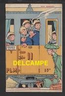 DD / ILLUSTRATEURS / H. GERVESE / SÉRIE NOS MARINS : 30- AUX POSTES D' APPAREILLAGE - Gervese, H.