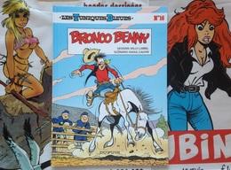 BD Tuniques Bleues - Bronco Benny - Tome 16 (2004) - Tuniques Bleues, Les