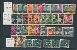 G.-Gouverment Lot *   (ze8979 ) Siehe Scan - Occupation 1938-45