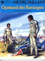 Michel Vaillant 2 - Opstand Der Koningen (1ste Druk)  1977 - Michel Vaillant