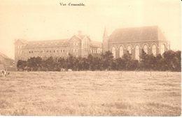 CPA - Pensionnat Notre Dame Des Anges - Néchin - België