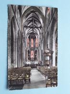 Binnenzicht Der Basiliek HALLE Intérieur De La Basilique ( J. Prevot ) Anno 1972 ( Voir Photo ) ! - Halle