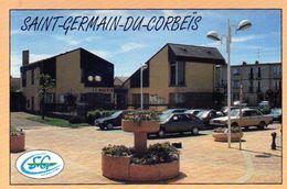 61 - SAINT-GERMAIN DU CORBEIS - La Mairie - Francia