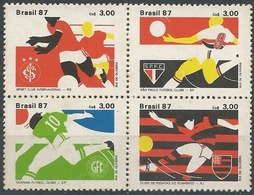 LSJP BRAZIL BRAZILIAN FOOTBALL CHAMPIONS - Neufs