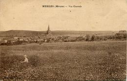 N93 - 55 - Merles (Meuse) - Vue Générale - France
