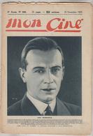 C1   CINEMA Mon Cine # 299 1927 Ivan PETROVICH Ica De LENKEFFY - Magazines