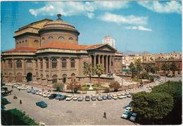 Palermo: 2x FORD ANGLIA, FIAT 500,600, 850T,1900, OPEL REKORD P2 & C, LANCIA FLAVIA COUPÉ, VW 1200, ALFA ROMEO GIULIA - Voitures De Tourisme