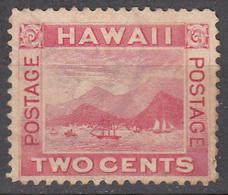 HAWAII     SCOTT NO. 81    USED     YEAR  1899 - Hawaii