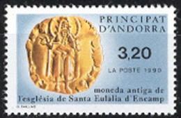 ANDORRE 1990 : N° 397 - Neuf ** - - French Andorra