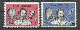 CUBA YVERT  856/57   MNH  ** - Cuba