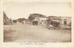MEKNES: VILLE NOUVELLE - Meknès