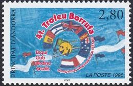 ANDORRE 1996 : N° 467 - Neuf ** - - French Andorra
