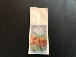 Ancien Sachet De Graines De Chrysantheme - 2. Graines