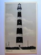NEDERLAND - FRISELAND - HALLUM - Vuurtoren - 1939 - Ameland
