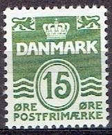 DENMARK  #  FROM 1963 STAMPWORLD 414** - Dänemark